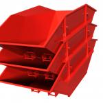 metalni komunalni kontejneri
