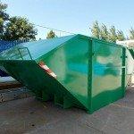 komunalni kontejner sa poklopcem