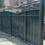 klizna kovana ograda
