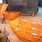 kontejneri za papir 4,5m3