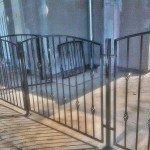 kovana dvorisna ograda