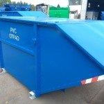 metalni kontejner za smece