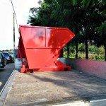 obrtni kontejner crveni 5