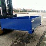 tankvana na viljuškaru|tankvana metalna|eko kontejner| komunalna oprema